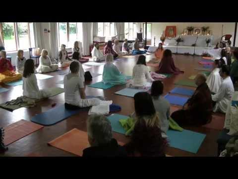 Intermediate Yoga Class Swami Asokananda