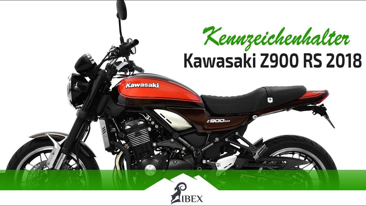 Kawsasaki Z900 RS 2018