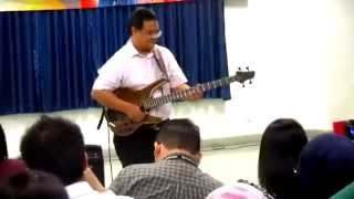 This is my performance at BINUS X-Factor 2014. I played 88 from Lev...