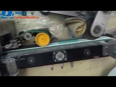 Baby Diaper Machine Production Video ,Good quality, low price,Made in China