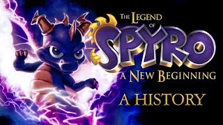 The Legend of Spyro: A New Beginning - A History