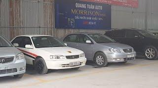 Trực tiếp 4 Mẫu Xe từ 100-200 triệu tại Quang Tuấn Auto