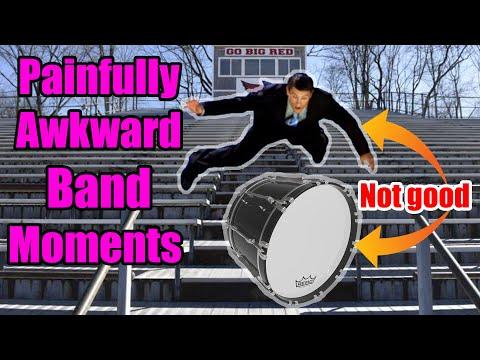 25 Painfully Awkward Band Moments