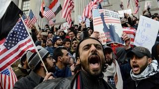 عرب أمريكا.. القوة المنسية في وجه سياسات ترامب«الإقصائية» - ساسة بوست