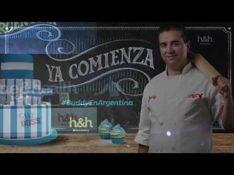 Transmisión en vivo de Buddy en Argentina l Discovery Channel