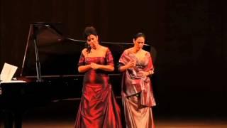 Nancy Fabiola Herrera y Yolanda Auyanet cantan El desdichado