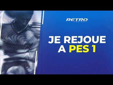 Retro Football : Je rejoue à PES 1, le pionnier (Okocha je t'aime)