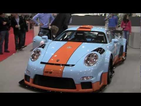 9ff GT9 Clubsport (364 km/h topspeed!)