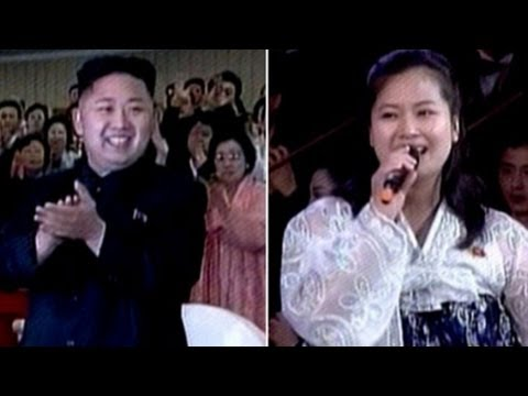 Kim Jong-un (김정은) Executes Ex-girlfriend: The Truth About Hyon Song-wol (현송월)
