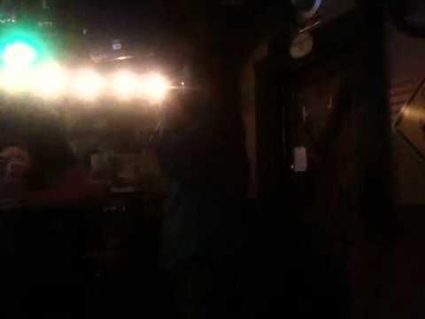 Mack and Gary at the carbonado saloon