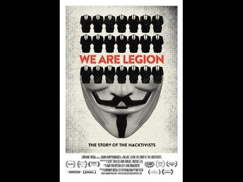 Anonymous! We Are Legion! Full Documentary Hacktivists Story