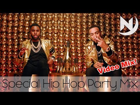 Special Hip Hop RnB Urban Party Twerk / Trap / Electro Pop Club 2018 Mix | 50.000 Subscribers Mix