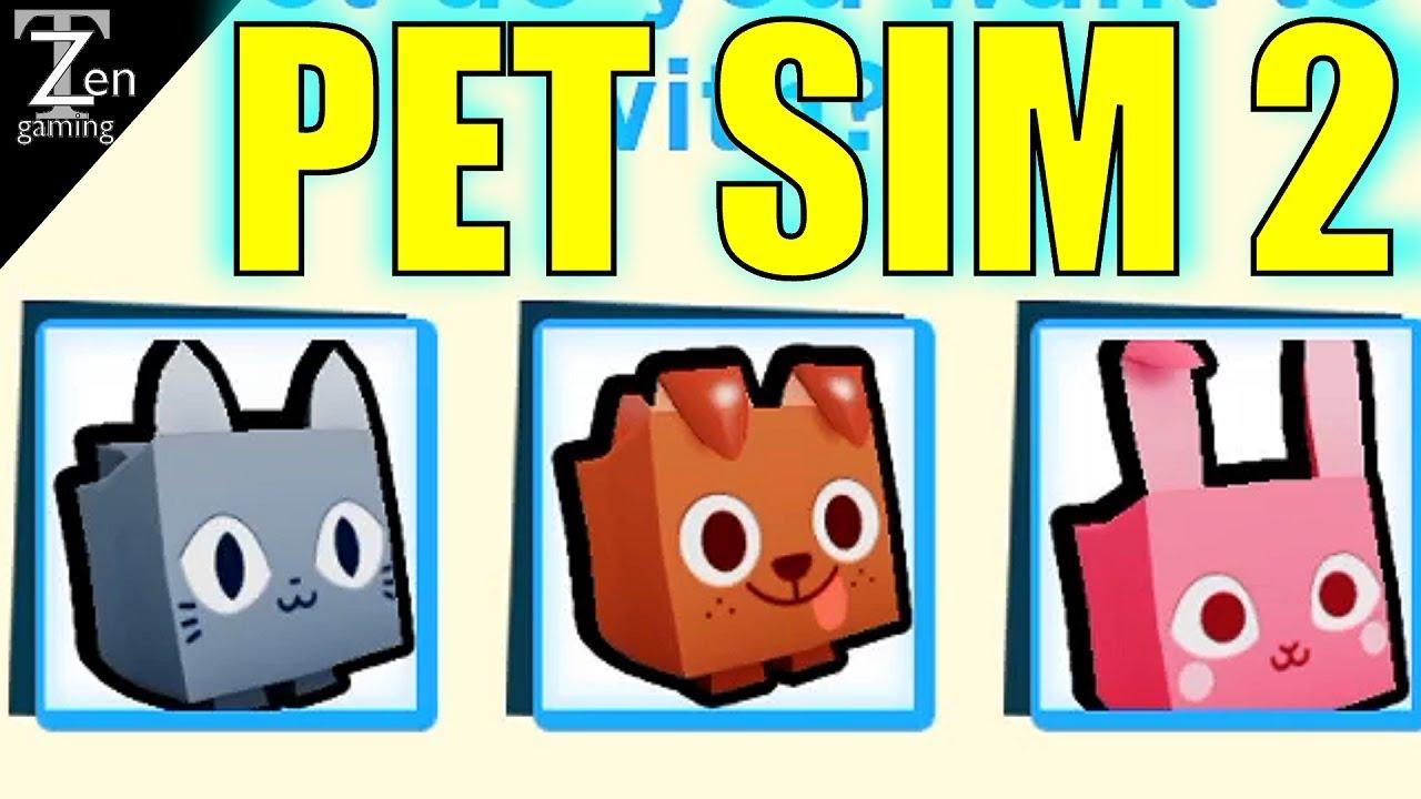 Pets 2 Start