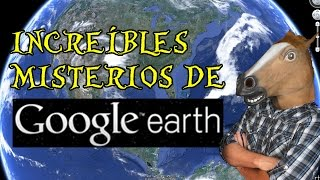LOS 5 DESCUBRIMIENTOS MÁS INCRE͍BLES E INTERESANTES DE GOOGLE EARTH Free HD Video