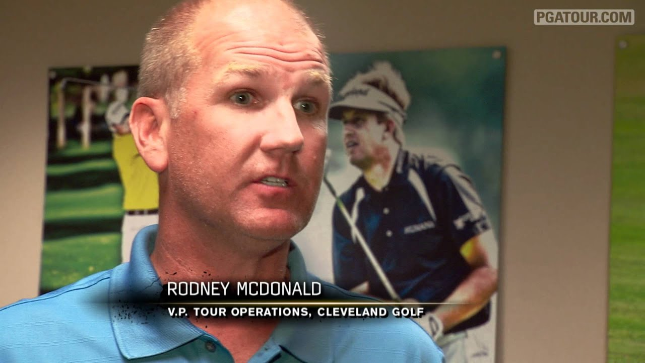 012013ef5ac Keegan Bradley tours Cleveland Golf s Headquarters - YouTube