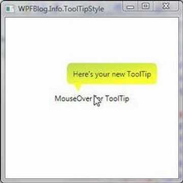 WPFBlog.Info.ToolTip Style