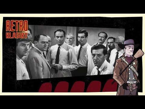 RETRO KLASIKY #1 - Dvanáct Rozhněvaných Mužů / 12 Angry Men (1957)
