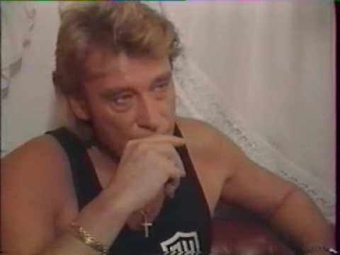 "Johnny Hallyday ""Touche pas a mon pote"""