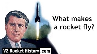 What makes a rocket fly?