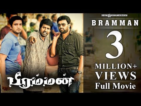 Bramman - Full Movie | Sasikumar | Lavanya Tripathi | Santha