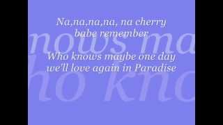 beFour - Cherry Babe Lyrics
