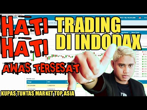 Indodax Yg Dulu Bukanlah Yg Sekarang !! Hati Hati Dalam Membeli Aset Digital !!