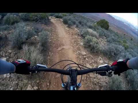 Mountain Biking Suicidal Tendencies - Full Ride (St. George, UT)