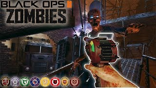 Black Ops 2 Zombies 'Tranzit' High Round Attempt // Live Stream // Interactive Streamer // BO4 Hype