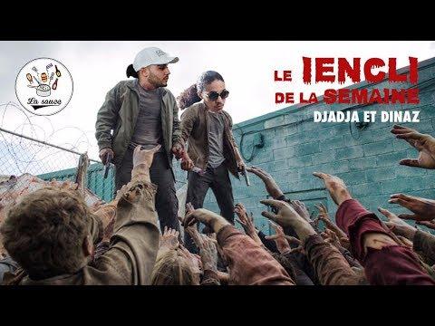 Youtube: DJADJA & DINAZ – LE IENCLI DE LA SEMAINE – #LaSauce sur OKLM Radio 12/10/18