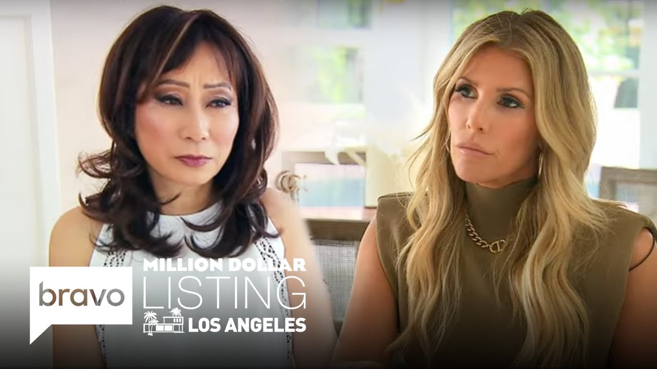Download Tracy and Her Client Do Not See Eye-to-Eye on Pricing | Million Dollar Listing LA Highlight (S13 E1)