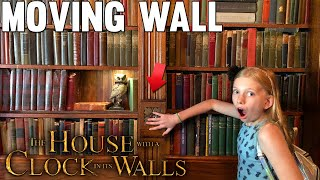 Secret Magical Door in the Wall! || Mommy Monday