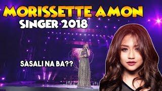 Morissette Amon - Singer 2018 in China   SASALI NA BA??