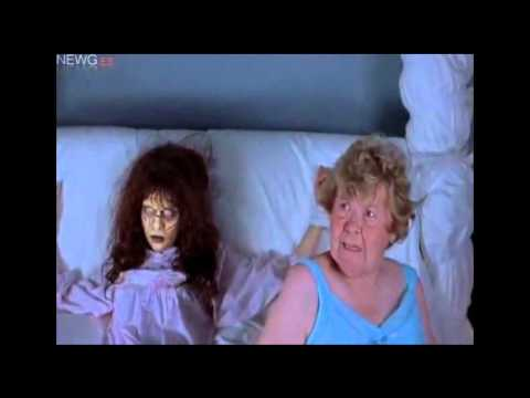 scary movie 2: Parodia del Exorcista