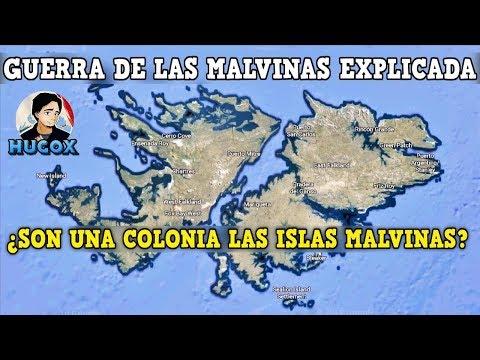 TODO SOBRE LAS ISLAS MALVINAS   Su conflicto y situación actual   HugoX
