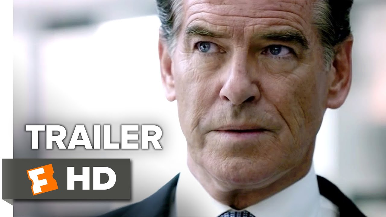 i t official trailer 1 2016 pierce brosnan movie youtube