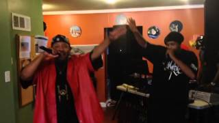 "GRANDE GATO 2014 ""IN-STORE"" REGGAETON PERFORMANCE AT UNDERDOG RECORDS"