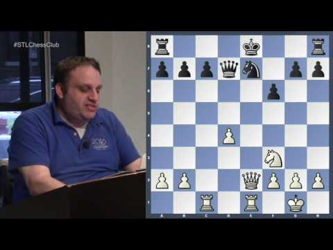 Classic Steinitz & Marshall Games | Kids' Class - Ben Finegold