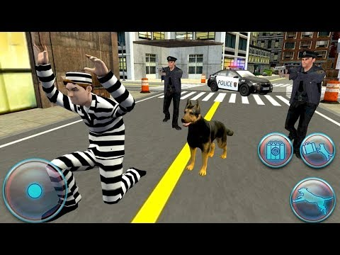 NY City Police Dog Simulator 3D (by Tap2Play LLC) Android Gameplay [HD]