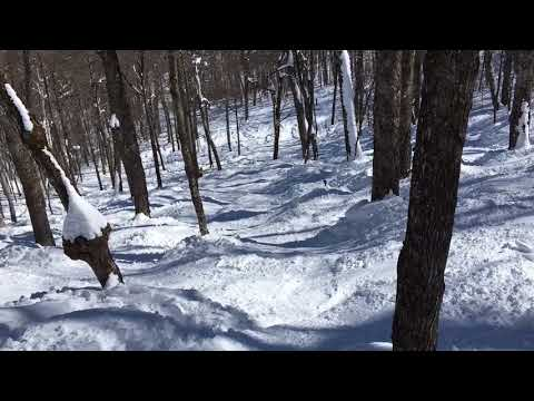 Skiing at Bromley Mountain in Vermont