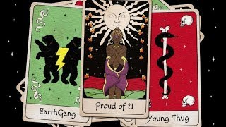 Proud of U [Clean] - EARTHGANG ft. Young Thug
