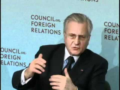 Trichet: Global Governance Today