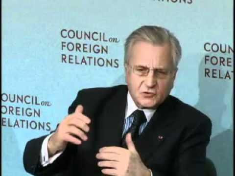Trichet: Global Governance Today