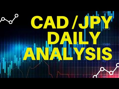 CADJPY  Daily Forex Forecast| August 2, 2021
