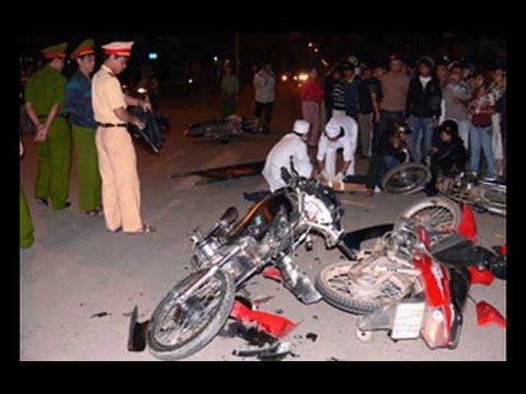 tổng hộp tai nạn xe kinh hoàng nhất 2015