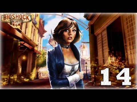 Смотреть прохождение игры Bioshock Infinite. Серия 14 - Народный герой. [Art let's play]
