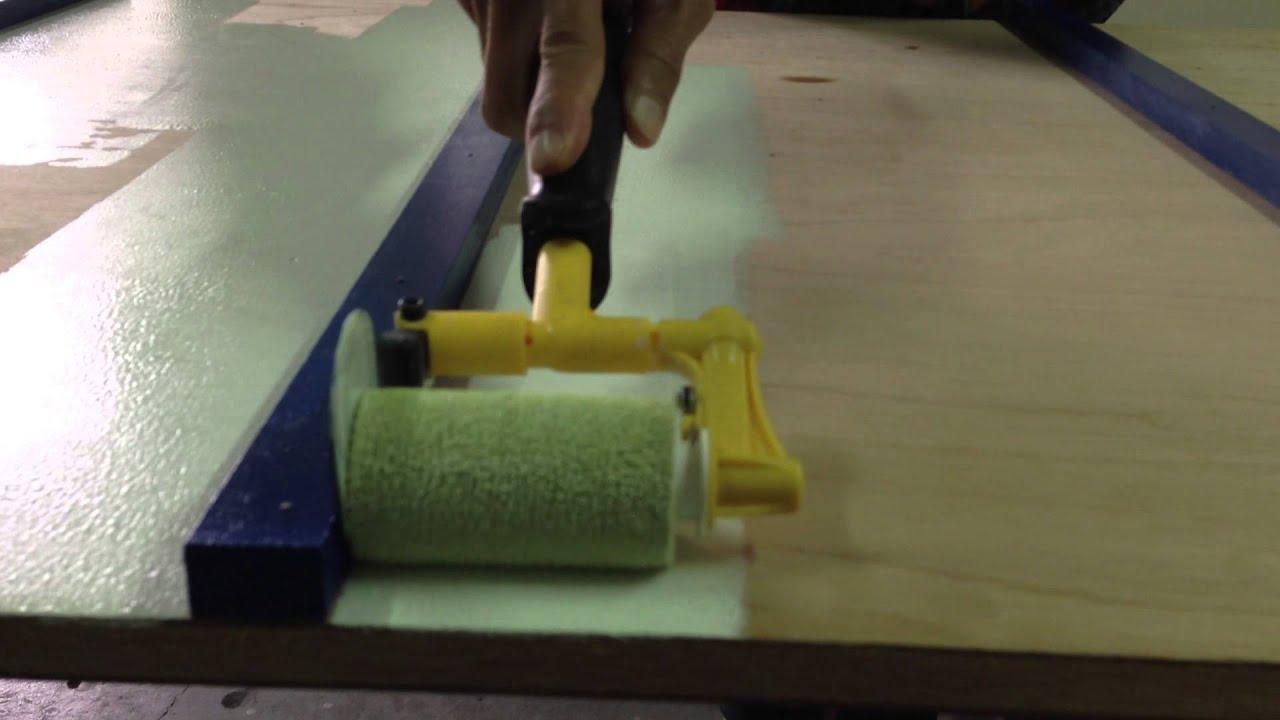 3 edge roller oso blanco youtube. Black Bedroom Furniture Sets. Home Design Ideas
