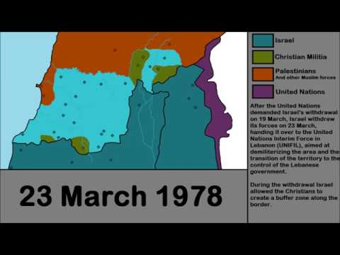 Operation Litani (1978): Every Day