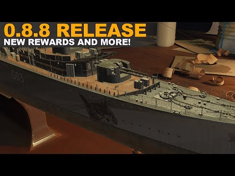 0.8.8 Release with New Rewards and More!