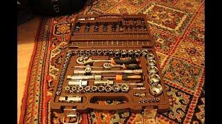 Ombra OMT108S: обзор набора инструментов.