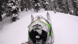 M8000 Artic Cat 2018 Sno Pro